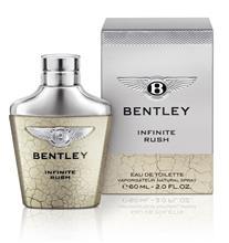 عطر مردانهinfinite rush BENTLEY حجم 100میل