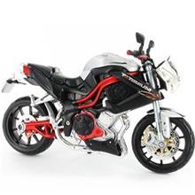 Maisto Benelli Tornado Tre Titanium Toys Motorcycle