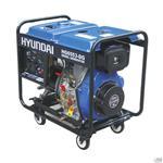 موتور برق 5.3 کیلو وات موتور دیزلی هیوندای مدل HG6553-DG