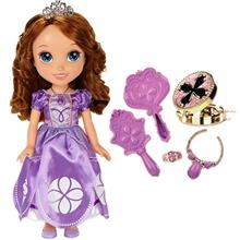 Jakks Pacific Princess Sofia 93121 Doll and Jewerly Set Size 3