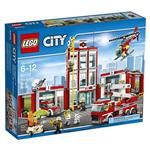 City Fire Station 60110 Lego