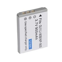 Olympus Li-80B Lithium-Ion (900mAh) - المپیوسLi-80B