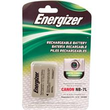Energizer NB-7L Battery For Canon Camera
