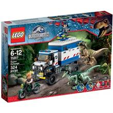 Jurassic World Raptor Rampage 75917 Lego