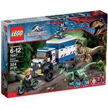 Jurassic World Raptor Rampage 75917 Lego