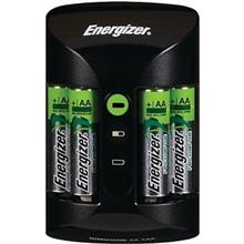 Energizer Recharge Pro CHPROWB4 Battery Charger With Battery
