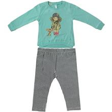 Via Girls 51-574 Baby Girl Clothing Set