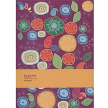 Sam Flower Design 3 Homework Notebook