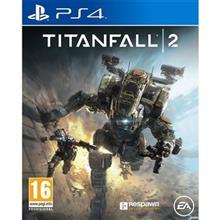 بازي TITANFALL 2 مخصوص PS4