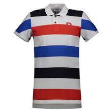 Reebok Stripe Polo Shirt For Men