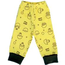 Adamak Sheep Yellow Baby Pants
