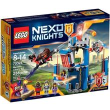 Lego Next Knights Merloks Library 2.0 70324