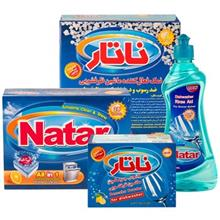 Natar 4 pieces Detergents For Dishwashers Bundle Code 4