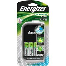 Energizer ReCharge Rapid CH15MNCP4 Battery Charger With Battery