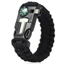 دستبند پاراکورد چخماق دار
