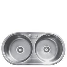 سینک ظرفشویی توکار بیمکث BS 958