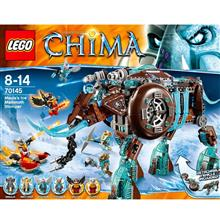 لگو Legends of Chima مدل Maula's Ice Mammoth Stomper کد 70145