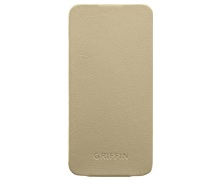 Griffin Laptop Folio Case For iPhone 5 White