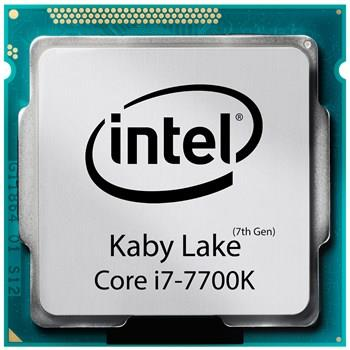 Intel Kaby Lake Core i7-7700K CPU