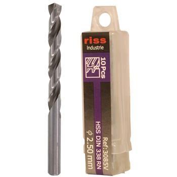 مته فلز ريس مدل 3085V000250 سايز 2.5 ميلي متر