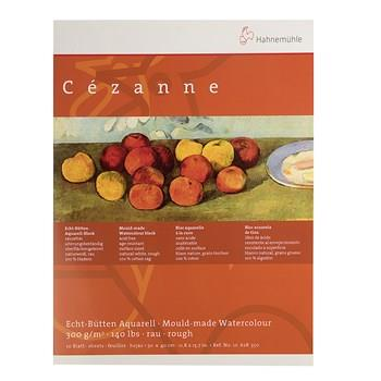 Hahnemuhle Cezanne Watercolor Notebook Canvas Size 30 in 40cm 10 Sheets