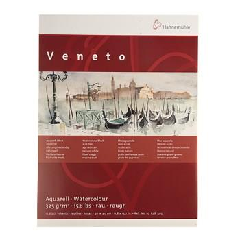 Hahnemuhle Vento Watercolor Notebook Canvas Size 30 in 40cm 25 Sheets