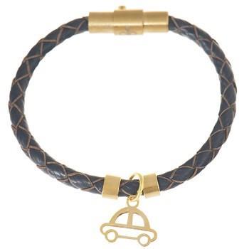 دستبند کودکان طلا 18 عيار رزا مدل BW104