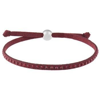 دستبند اليور وبر مدل Solidarity Red Siam 39002-208