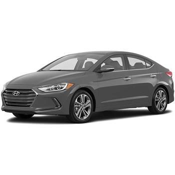 Hyundai Elantra 2017 Automatic Car - B