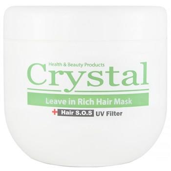 Crystal Leave In Rich Hair Mask