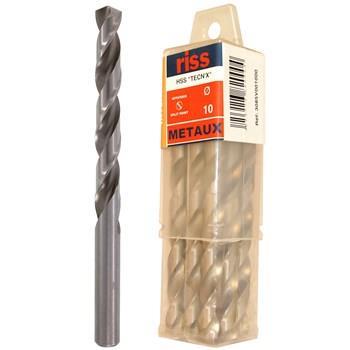 مته فلز ریس مدل 3085V001000 سایز 10 میلی متر بسته 10 عددی