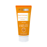کرم ضد آفتاب فتوزوم  SPF 50⁺بی رنگ مناسب انواع پوست 40میلی لیتر  فیس دوکس