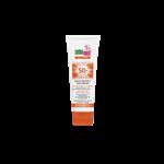 کرم ضد آفتاب و محافظ چند منظوره ⁺SPF50 سبامد مناسب انواع پوست 75 میلی لیتر