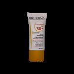 کرم ضد آفتاب فتودرم ای آر ⁺SPF50 بایودرما مناسب پوستهای حساس و شکننده 30 میلیلیتر