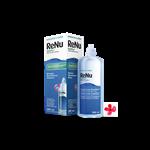 محلول لنز رنیو بوش اند لوم مناسب لنزهای طبی و رنگی 60 میلی لیتر