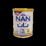 Nestle Nan 2 Milk Powder  400g