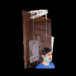دستگاه کشش گردن طب و صنعت کد55100