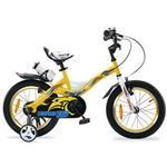 دوچرخه شهري قناري مدل Leopard سايز 16