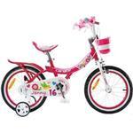 دوچرخه شهري قناري مدل Jenny سايز 16