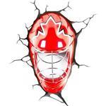 چراغ دیواری تری دی لایت اف ایکس مدل Hockey Mask