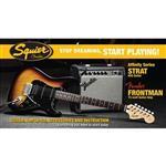 پکيج گيتار الکتريک فندر مدل Squier Affinity Series Stratocaster