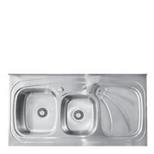 سینک ظرفشویی روکار بیمکث BS 910