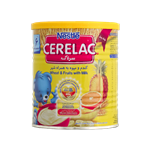 Nestle Cerelac Wheat And Fruit With Milk 400g