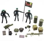 M And C Militery 77003C Action Figure