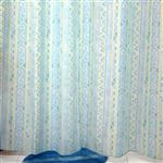 پرده حمام فرش مریم مدل Egypt - سایز 180 × 180 سانتی متر