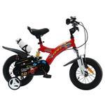 دوچرخه شهري قناري مدل Flying Bear سايز 12