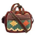 کیف دوشی جاجیم راگچری کد SHF115