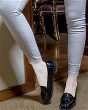 کفش کالج دخترانه کد 214