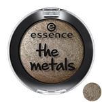 سايه چشم اسنس مدل The Metals شماره 09