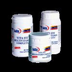 قرص مولتی ویتامین مینرال (ویتافیت) یوروویتال 30 عددی
